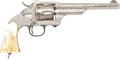 Handguns:Single Action Revolver, Factory Engraved Third Model Merwin-Hulbert Single Action Revolver....