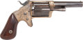 """Handguns, Scarce Boxed Patent Slocum """"Side-Loading"""" Pocket Revolver by Brooklyn Arms Co...."""