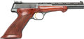 Handguns:Semiautomatic Pistol, **Cased Browning Medalist Model Competition Target Semi-Automatic Pistol....
