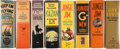 Golden Age (1938-1955):Miscellaneous, Big Little Book Action/Adventure Group (Whitman, 1935-43) Condition: Average VF.... (Total: 8 Items)