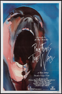 "Pink Floyd: The Wall (MGM, 1982). One Sheet (27"" X 41""). Rock and Roll"