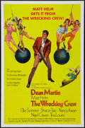 """Movie Posters:Action, The Wrecking Crew (Columbia, 1969). One Sheet (27"""" X 41""""). Action.. ..."""