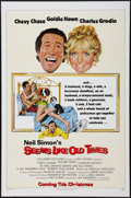 """Movie Posters:Comedy, Seems Like Old Times & Other Lot (Columbia, 1980). One Sheets (2) (27"""" X 41""""). Advance and Regular. Comedy.. ... (Total: 2 Items)"""