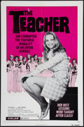 "Movie Posters:Sexploitation, The Teacher & Other Lot (Crown International, 1974). One Sheets(2) (27"" X 41"") and Lobby Cards (11) (11"" X 14""). Sexploitat...(Total: 13 Items)"