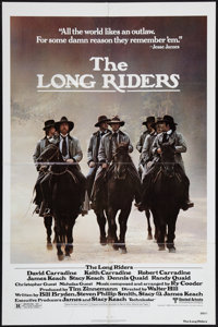 "The Long Riders (United Artists, 1980). One Sheets (2) (27"" X 41"") Advance and Regular Style. Western. ... (To..."