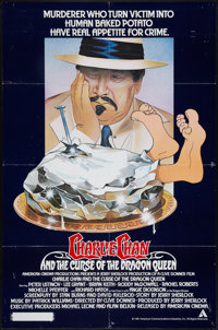 """Charlie Chan and the Curse of the Dragon Queen & Others Lot (United Artists, 1981). One Sheets (3) (27"""" X 41&qu..."""