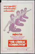 "Movie Posters:Action, The Chinese Connection (National General, 1973). One Sheet (27"" X 41""). Action.. ..."