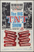 "Movie Posters:Rock and Roll, The Big T.N.T. Show (American International, 1966). One Sheet (27""X 41"") and Lobby Cards (2) (11"" X 14""). Rock and Roll.. ... (Total:3 Items)"