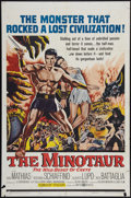"""Movie Posters:Adventure, The Minotaur & Other Lot (United Artists, 1961). One Sheets (2)(27"""" X 41""""). Adventure.. ... (Total: 2 Items)"""