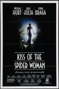 "Movie Posters:Drama, Kiss of the Spider Woman (Island Alive, 1985). One Sheet (27"" X 41""). Drama.. ..."