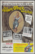 "Movie Posters:Comedy, The Farmer's Other Daughter (United Producers, 1965). One Sheet (27"" X 41""). Comedy.. ..."
