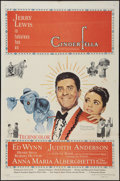 "Movie Posters:Comedy, Cinderfella & Other Lot (Paramount, 1960). One Sheets (2) (27"" X 41""). Comedy.. ... (Total: 2 Items)"