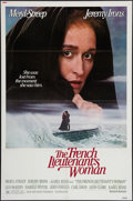 """Movie Posters:Drama, The French Lieutenant's Woman & Others Lot (United Artists, 1981). One Sheets (4) (27"""" X 41"""" & 27"""" X 40""""). SS & DS. Drama.. ... (Total: 4 Item)"""