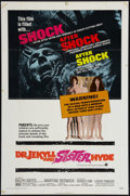 """Movie Posters:Horror, Dr. Jekyll and Sister Hyde (American International, 1971). One Sheet (27"""" X 41""""). Horror.. ..."""