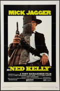 "Movie Posters:Western, Ned Kelly (United Artists, 1970). One Sheet (27"" X 41""). Western.. ..."