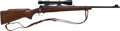 Long Guns:Bolt Action, .243 Winchester Pre 64 M70 Featherweight Bolt Action Rifle withTelescopic Sight....