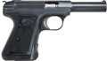 Handguns:Semiautomatic Pistol, Savage Model 1917 Semi-Automatic Pistol....