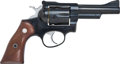 Handguns:Double Action Revolver, Sturm-Ruger Model Security Six Double Action Revolver....