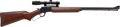 Long Guns:Lever Action, Marlin Model 39A Lever Action Rifle with Bushnell TelescopicSight....