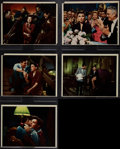 "Movie Posters:Musical, A Star is Born (Warner Brothers, 1954). Color Photo Set of 10 (8"" X 10""). Musical.. ... (Total: 10 Items)"