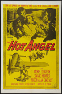 "The Hot Angel and Other Lot (Paramount, 1958). One Sheets (2) (27"" X 41""). Drama"