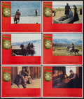 "Movie Posters:Western, High Plains Drifter (Universal, 1973). Lobby Cards (6) (11"" X 14""). Western.. ... (Total: 6 Items)"