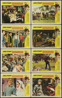 "Shenandoah (Universal, 1965). Lobby Card Set of 8 (11"" X 14""). Western. ... (Total: 8 Items)"