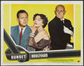 "Movie Posters:Film Noir, Sunset Boulevard (Paramount, 1950). Lobby Card (11"" X 14""). Film Noir.. ..."