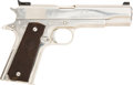 Handguns:Semiautomatic Pistol, **Colt Government Model Semi-Automatic Pistol....