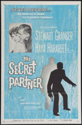 "Movie Posters:Crime, The Secret Partner and Other Lot (MGM, 1961). One Sheets (2) (27"" X 41""). Crime.. ... (Total: 2 Items)"