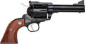 Handguns:Single Action Revolver, Boxed Sturm-Ruger New Model Convertible Blackhawk Single-Action Revolver....