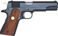 Handguns:Semiautomatic Pistol, Colt Mk IV Series 80 Government Model 1911-A1 Semi-AutomaticPistol....