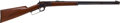 Long Guns:Lever Action, Marlin Model 97 Lever Action Rifle....