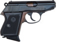 Handguns:Semiautomatic Pistol, Iver-Johnson Semi-Automatic Double Action Pocket Pistol....