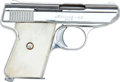 Handguns:Semiautomatic Pistol, Boxed Jennings Firearms J22 Semi-Automatic Pocket Pistol....