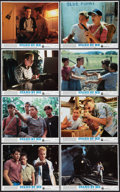 "Movie Posters:Adventure, Stand By Me (Columbia, 1986). Mini Lobby Card Set of 8 (8"" X 10""). Adventure.. ... (Total: 8 Items)"