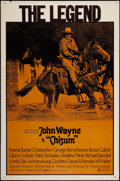 "Movie Posters:Western, Chisum (Warner Brothers, 1970). Poster (40"" X 60""). Western.. ..."