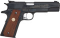 Handguns:Semiautomatic Pistol, Colt Gold Cup National Match Mk IV, Series 70 Model 1911Semi-Automatic Pistol....