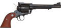 Handguns:Single Action Revolver, Boxed Sturm-Ruger New Model Blackhawk Single-Action Revolver....