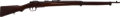 Long Guns:Bolt Action, Unmarked Japanese Type 1 Bolt Action Rifle....