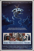 "Movie Posters:Fantasy, The NeverEnding Story (Warner Brothers, 1984). Poster (40"" X 60""). Fantasy.. ..."
