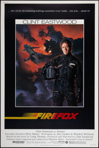 "Firefox & Other Lot (Warner Brothers, 1982). Posters (2) (40"" X 60""). Action. ... (Total: 2 Items)"