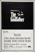 "Movie Posters:Crime, The Godfather (Paramount, 1972). Poster (40"" X 60""). Crime.. ..."