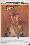 """Movie Posters:Adventure, Raiders of the Lost Ark (Paramount, 1981). Poster (40"""" X 60""""). Adventure.. ..."""