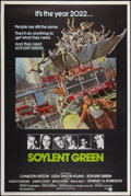 "Movie Posters:Science Fiction, Soylent Green (MGM, 1973). Poster (40"" X 60""). Science Fiction.. ..."