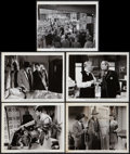"""Movie Posters:Mystery, The Spider Woman (Universal, 1944). Photos (5) (8"""" X 10"""").Mystery.. ... (Total: 5 Items)"""