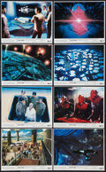 """Movie Posters:Science Fiction, Star Trek: The Motion Picture (Paramount, 1979). Mini Lobby CardSet of 8 (11"""" X 14""""). Science Fiction.. ... (Total: 8 Items)"""