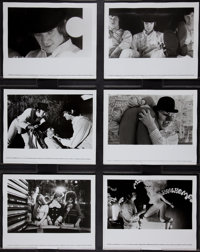 "A Clockwork Orange (Warner Brothers, 1971). Photos (14) (8"" X 10""). Science Fiction. ... (Total: 14 Items)"