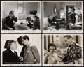 """Movie Posters:Crime, City Streets & Other Lot (Paramount, 1931). Photos (4) (8"""" X 10""""). Crime.. ... (Total: 4 Items)"""