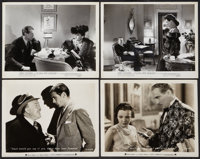 """City Streets & Other Lot (Paramount, 1931). Photos (4) (8"""" X 10""""). Crime. ... (Total: 4 Items)"""